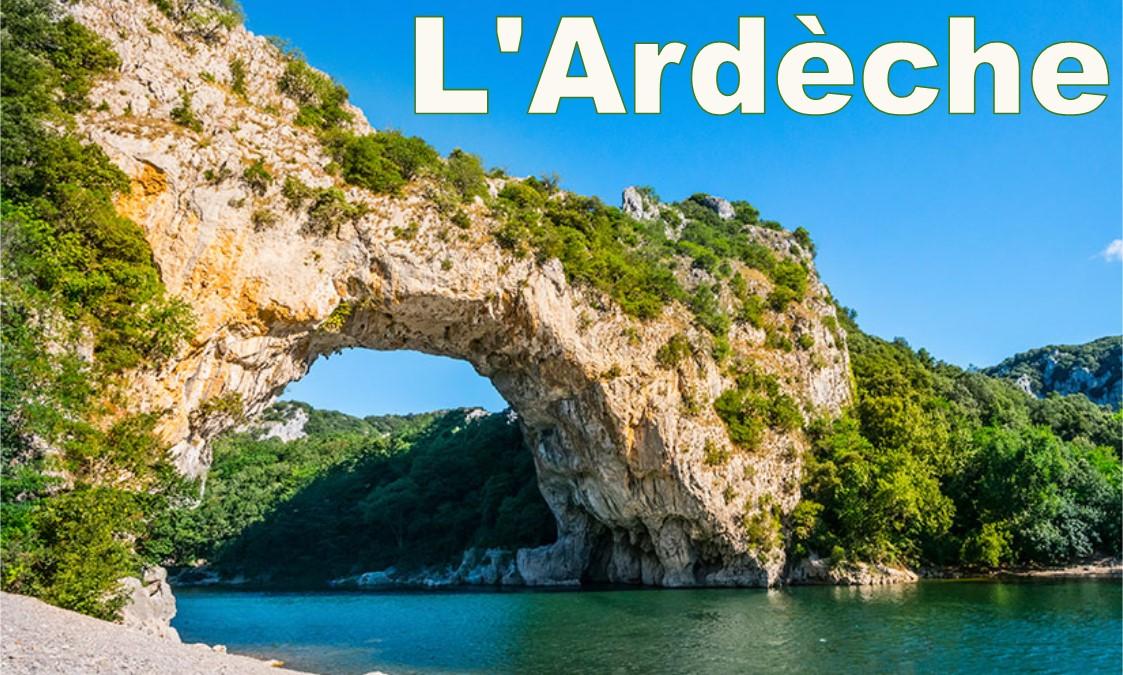 L'ARDECHE
