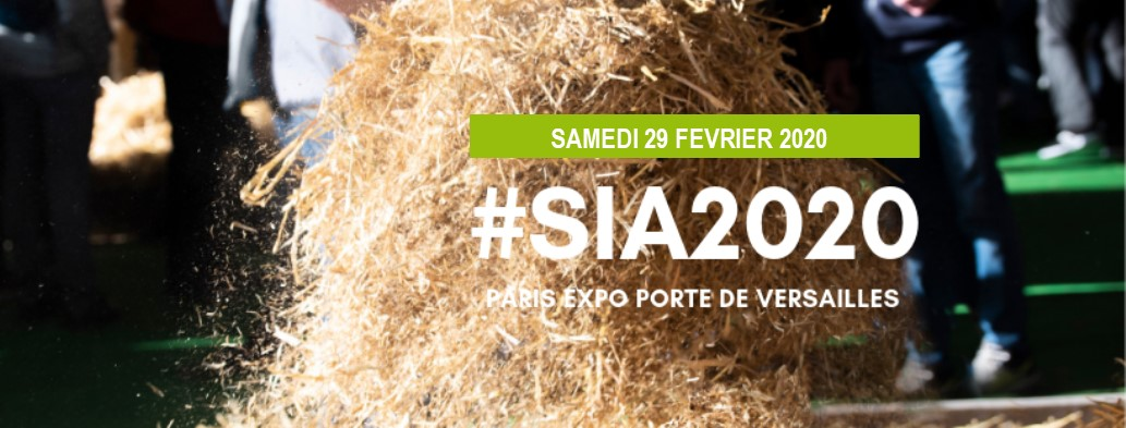 SALON DE L'AGRICULTURE (TRANSPORT + ENTREE)